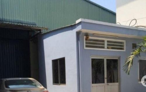 Chính chủ cho thuê kho - xưởng 1300m2, 35tr/tháng, giá rẻ nhất khu vực, đường Vườn Lài.