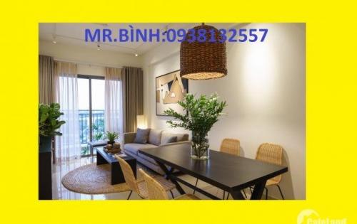 14tr/tháng, căn 2 phòng ngủ, full nội thất, căn hộ cao cấp The Sun Avenue! LH: 0938132557