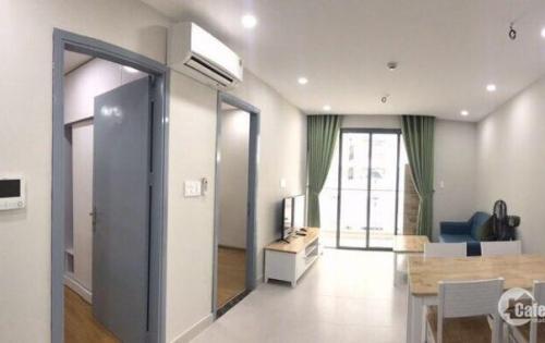 CHCC Gold View cho thuê 2PN - 2WC, full nội thất đầy đủ, giá 17tr/tháng. LH: 0931448466