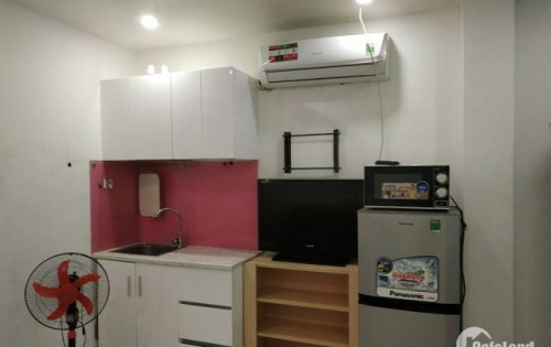 Sock căn hộ mini cho thuê full nội thất,free dịch vụ giá mềm sát Q8 ở Q1,Q5
