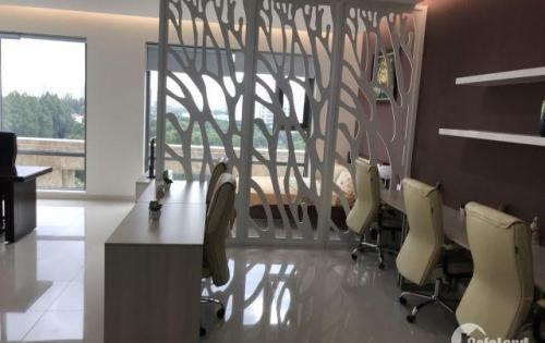 cho thuê căn hộ làm văn phòng diện tích 34 m2 nằm trong phú mỹ hưng