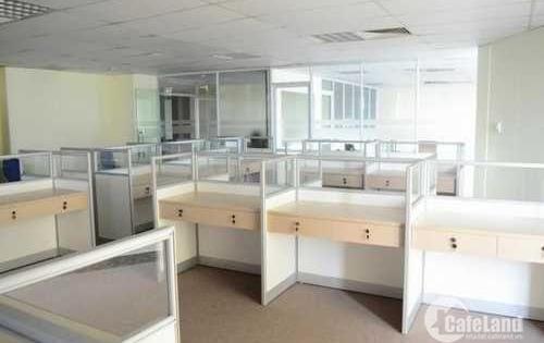 Cho thuê văn phong mới xây 70m2 chỉ 12$/m2 mặt tiền đường  - LH: 0906960229