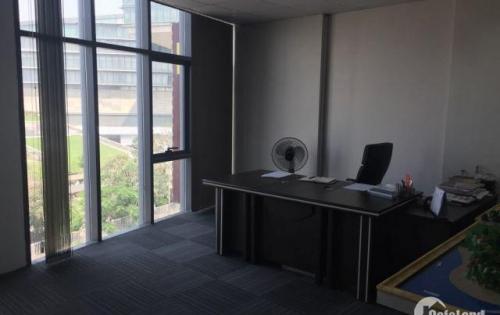 Cho thuê văn phòng tại phố Miếu Đầm dt 120m2 giá chỉ 27 tr/th