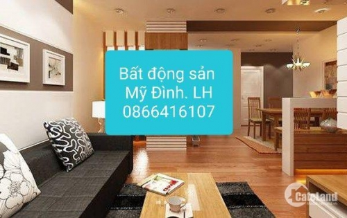 Cho thuê chung cư 3 ngủ đường Nguyễn Cơ Thạch, Mỹ Đình 1. Gía thuê 9 tr/th. LH 0866416107