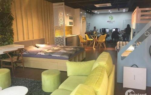 Cần cho thuê văn phòng giá rẻ vị trí đặc địa tại mặt phố Miếu Đầm dt 120m2 giá chỉ 27tr/th