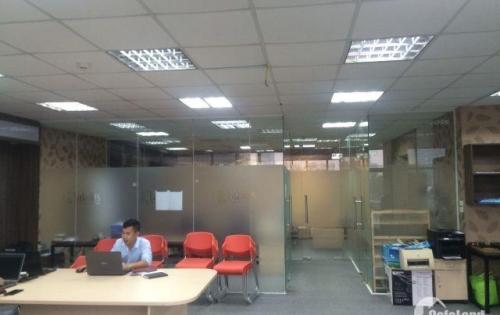 Cho thuê văn phòng tại phố Miếu Đầm Mễ Trì  dt 120m2 giá chỉ 27tr/th