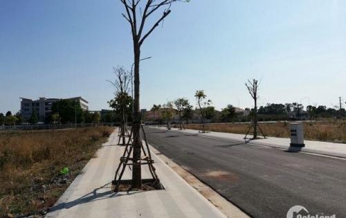Bán Đất nền Thanh Sơn Residence ngay TT thành phố Bà Rịa, BV 700 giường- SHR từng nền,  sang tên ngay. LH:0901.078.114
