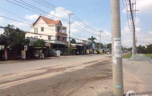Cần bán gấp 64m2 đất thổ cư trên đường Nguyễn Văn Tuôi, TT Bến Lức