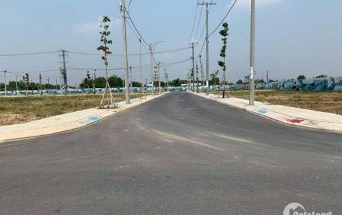 ✅Chính chủ cần bán miếng đất 100m2 ngay mặt tiền đường, đối diện khu công nghiệp