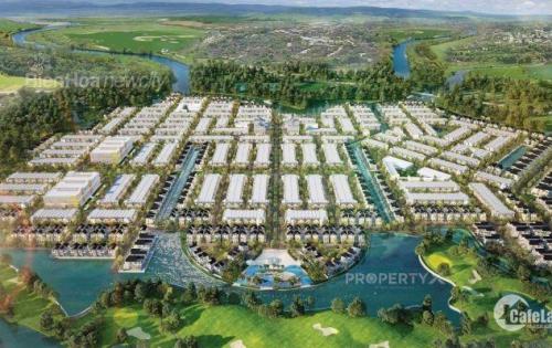 Biên Hòa New City, đất nền Nhà Phố -Biệt Thự sân Golf Long Thành, sổ đỏ riêng