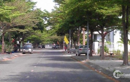 Bán gấp lô đất mặt tiền đường Trục, sổ hồng riêng, 100% thổ cư, ngay đại học Văn Lang