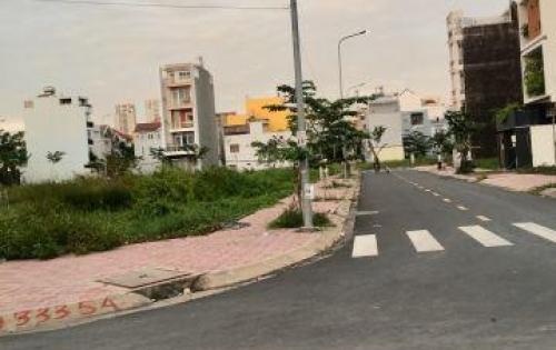 Bán gấp lô đất mặt tiền đường Trục, sang tên ngay, sổ hồng riêng, 100% thổ cư, sổ hồng riêng
