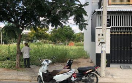Cần bán đất nền trung tâm huyện Cần Giuộc, Long An. sổ đỏ riêng, Bao phí sang tên.