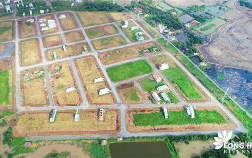Cần bán lô đất nền mặt tiền dự án Long Hậu Cần Giuộc-Long An.