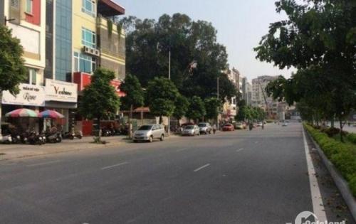 Đất vàng Phố Nguyễn Văn Huyên, 93m2, mặt tiền 6,3m, cách Phố 20m. 2 mặt thoáng, 0935666536