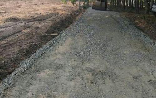 Chính chủ bán lô đất mặt tiền đường 9m, KCN Minh Hưng 3, Bình Phước.