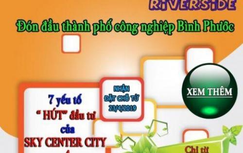 SKY CENTER CITY4 – ĐIỂM SÁNG GIỮA LÒNG THỊ TRẤN CHƠN THÀNH