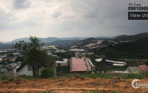 Bán Đất 201-209m2 Đất Cao Thoáng View 3/4 Thành Phố Đà Lạt. Đẹp. Hot