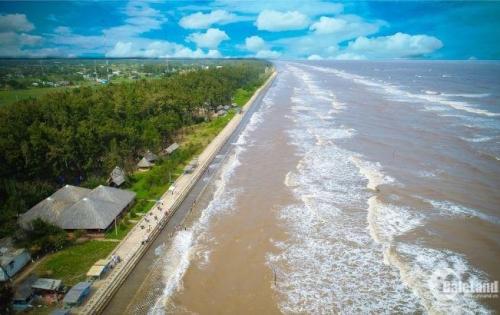 Cần bán gấp lô đất xây biệt thự nghĩ dưỡng ven biển 500m2 Lh : 0977931718