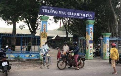 Đất Minh Tân,Bình Dương 335tr có 245m2 thổ cư, SHR