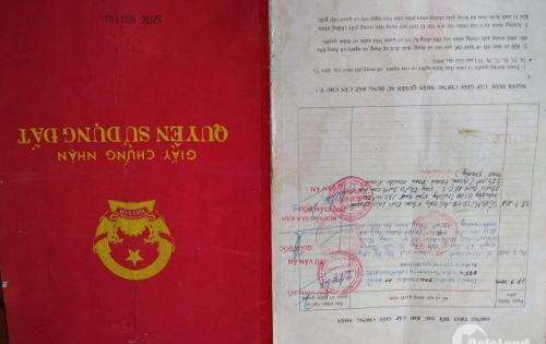 Sở hữu ngay lô đất dt 130m2 mà giá chỉ 830tr, sổ đỏ, kiệt ô tô gần KCN Trảng Nhật, Quảng Nam.