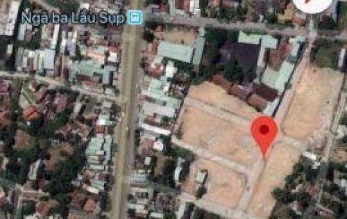 Bán đất nền giá rẻ gần quốc lộ 1A, đã có sổ, lh 0768456886.