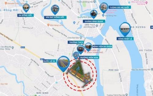 Cơ hội sở hữu bất động sản biển,1thành phố Đà Nẵng thu nhỏ ( Đồng Hới)