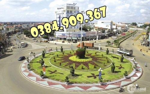 Đất Đồng Xoài, Mặt tiền QL14, 150m2 giá 530tr. 0384909367