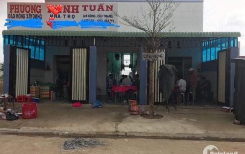 Gia đình đi định cư cần bán dãy trọ trong KDC Tân Đô