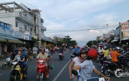 Đất nền thổ cư MT tỉnh lộ 9 - Tân Hội hướng lên đường buôn Tây Ninh. Gần chợ Đức Lập