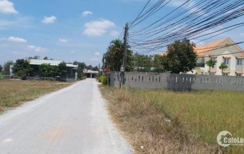 Bán đất huyện Đức Hòa giá rẻ, TT Hậu Nghĩa 5x23 giá 650 triệu