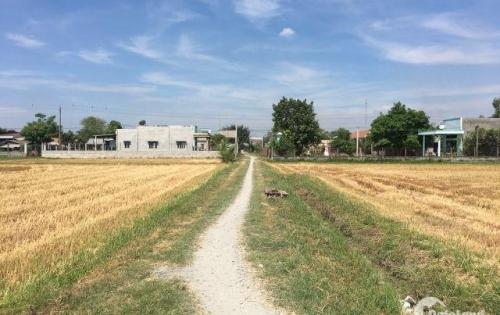 Bán đất Đức Hòa giá rẻ 5x27m cách đường Quộc lộ N2 100m giá 650 triêu.