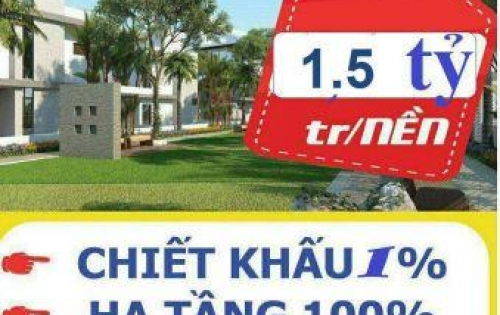 Bán đất giá siêu rẽ siêu sock…khu dân cư Garden House…chỉ từ 14.5tr