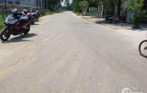 Bán đất mặt tiền đường Lê Trọng Bật, TT Phú Bài giá rẻ. LH: O935 163 46O