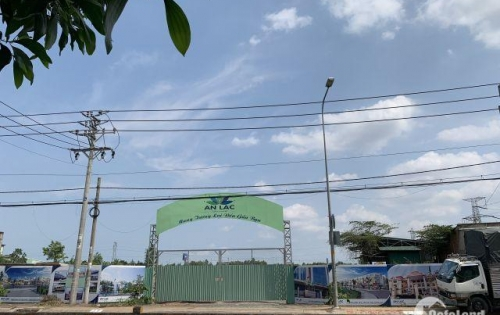 Đất rẻ mặt tiền đường Nguyễn Hữu Trí Tân Túc Bình chánh. Lh ngay: 0931044979