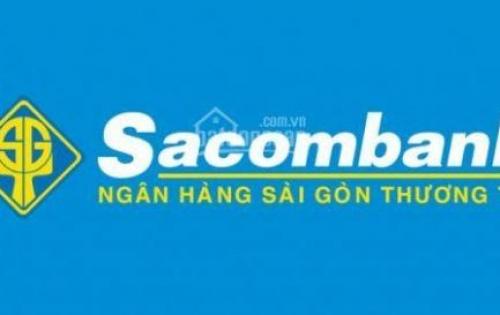 Sacombank hỗ trợ phát mãi tài sản 2019 khu vực Bình Chánh. LH 0901489330