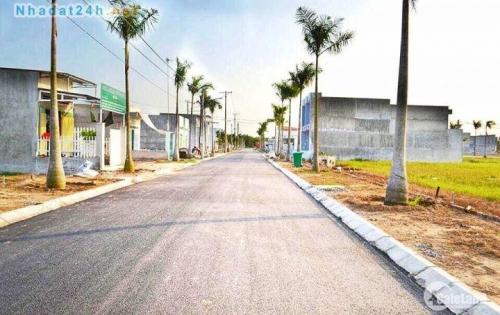 Mở bán đợt đầu 30 lô đất nền Khu đô thị mới Trần Văn Giàu, SHR 780tr