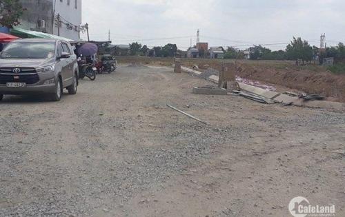 Bán Đất Bình Chánh, SHR, gần BV Chợ Rẫy 2, Giá TỐT Nền ĐẸP
