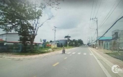 [1303]Kẹt tiền bán gấp đất Bình Chánh, đường Đinh Đức Thiện gần ngã tư Huỳnh Văn Trí 700tr/80m2