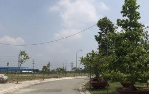 Lô góc KDC Sao Vàng, SHR, giá chỉ 480tr