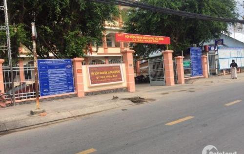 Gia Đình bán Gấp miếng đât TL15 Phú Hòa Đông Củ Chi 110m2 Giá Bán 450tr.