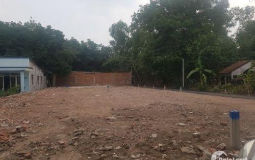 Bán đất mặt tiền , đường tỉnh lộ 15 ,  củ chi, shr , giá 600tr/nền