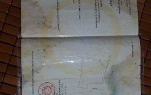 Cần bán gấp mảnh đất tại xã An Phú, huyện Củ Chi, TP HCM, giá tốt.