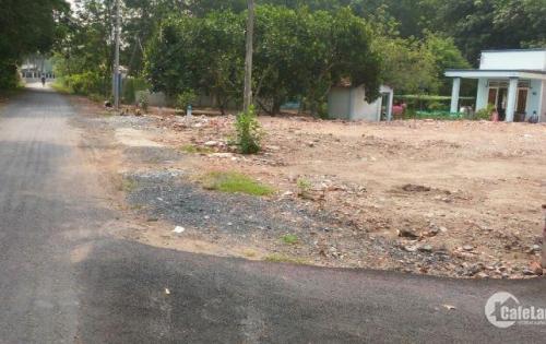 Bán nhanh lô đất chợ Phú Hòa Đông 100m2, shr, giá 680tr