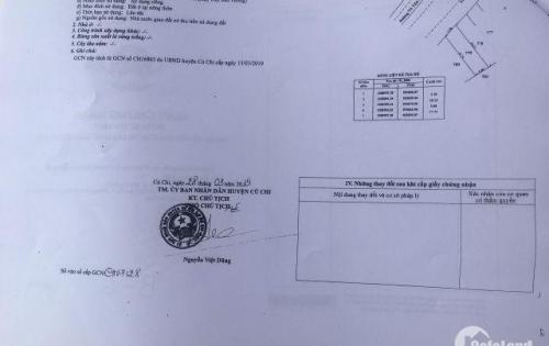 Bán đất nhà, dt 92m2 giá 1ty250 mặt tiền kinh doanh xã Bình Mỹ, Củ Chi