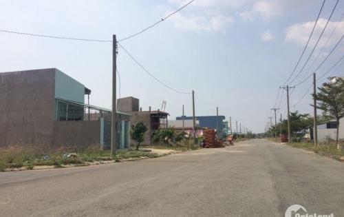 Thanh lý gấp 2 lô đất gần chợ mặt tiền đường Nguyễn Văn Bứa nối dài