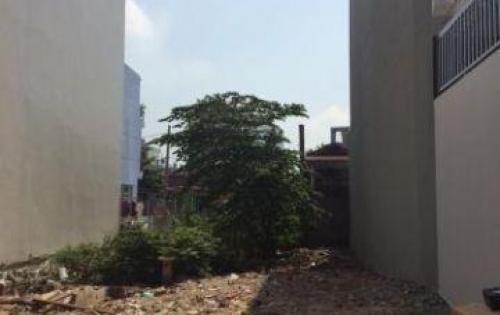 Cần bán lô đất Đường Phan Văn Hớn, HM. DT: 8*14m= 130m2, giá: 689tr có sổ sẵn, shr, mua sang tên ngay Khu dân cư đông đúc, nhiều tiện ích khu vực,  LH: 09340538