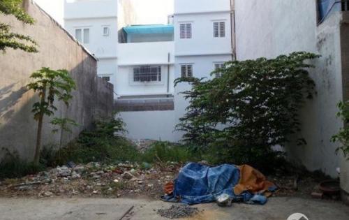 Thanh lý nhanh lô đất 85m2 nằm trên đường Nguyễn Ảnh Thủ, HM, thổ cư 100%, SHR, giá 650 triệu