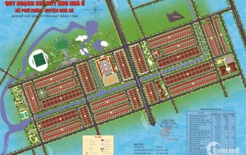 Bán đất nền khu dân cư Phú Xuân
