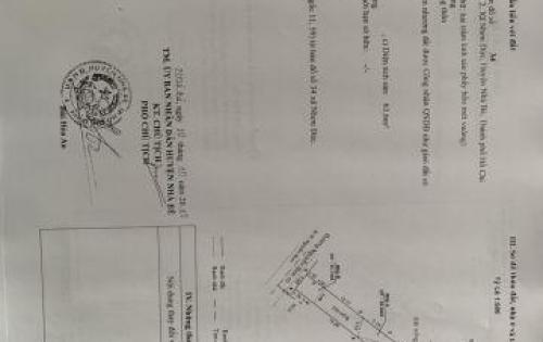 Chính chủ cần bán 7 nền mặt tiền đường Nguyễn Bình, Nhơn Đức, Nhà Bè giá 32tr/m2